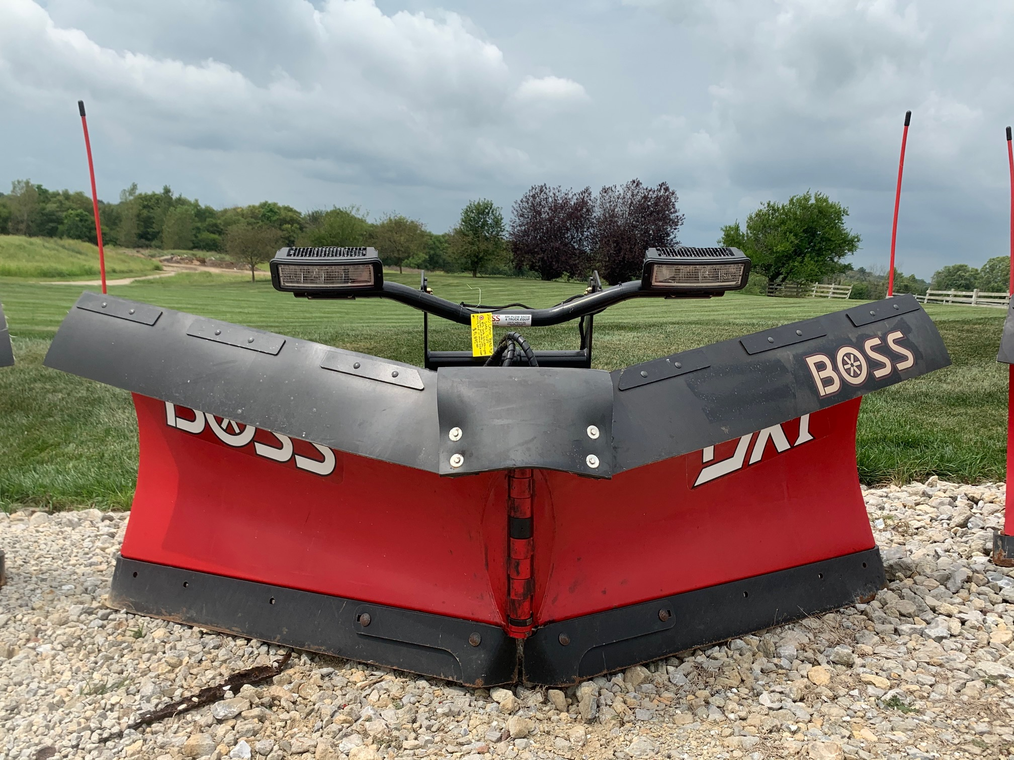 2020 Demo Steel DXt Plow #1 (1)