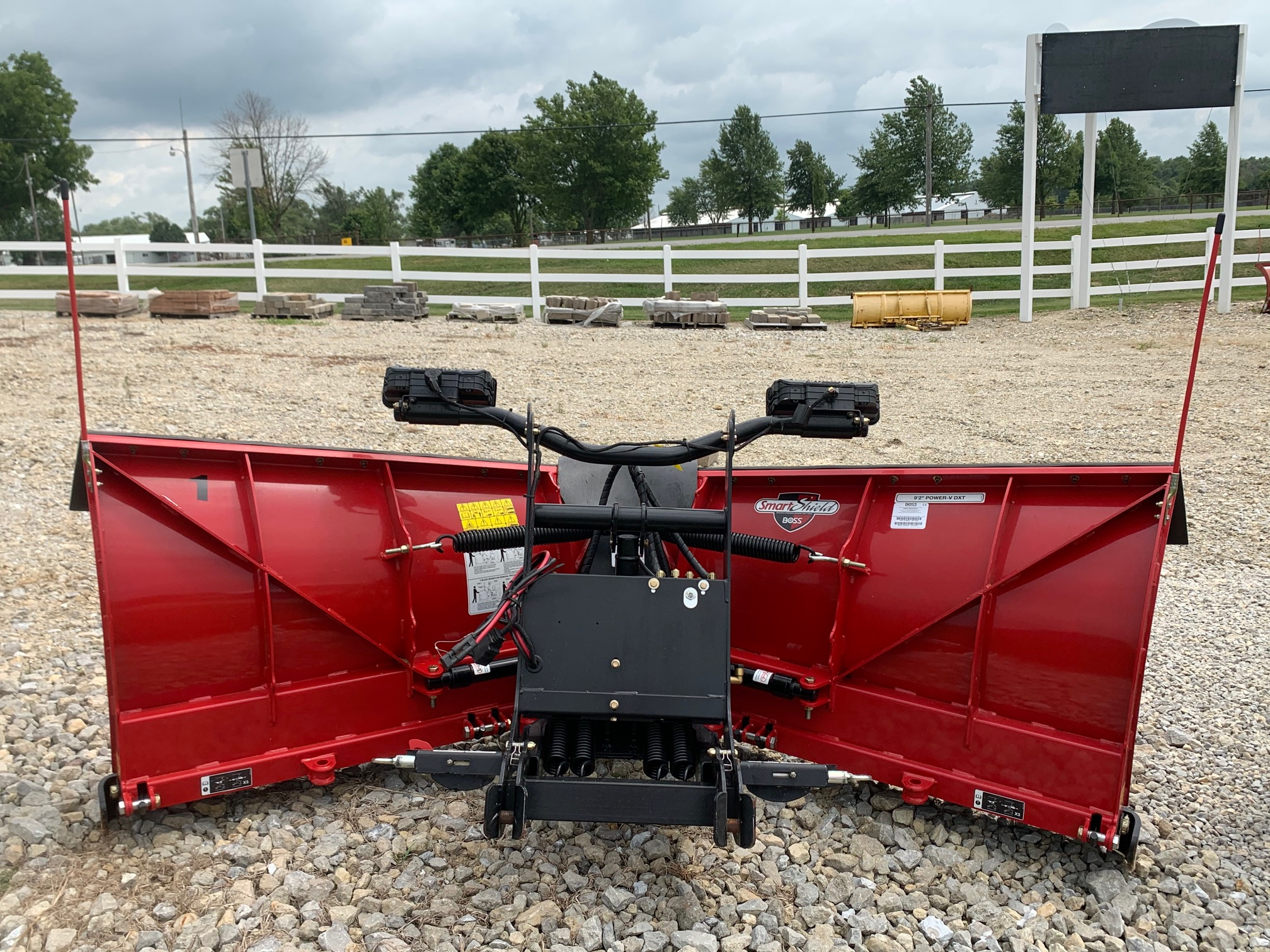 2020 Demo Steel DXt Plow #1 (2)