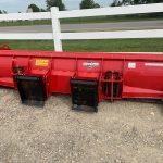 Boss 2019 10ft Skid Steer Box Plow #1 (2)